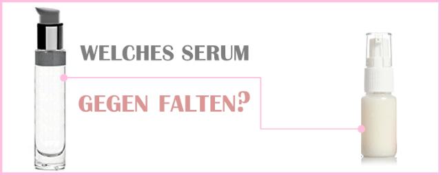 Retinol Serum gegen Falten